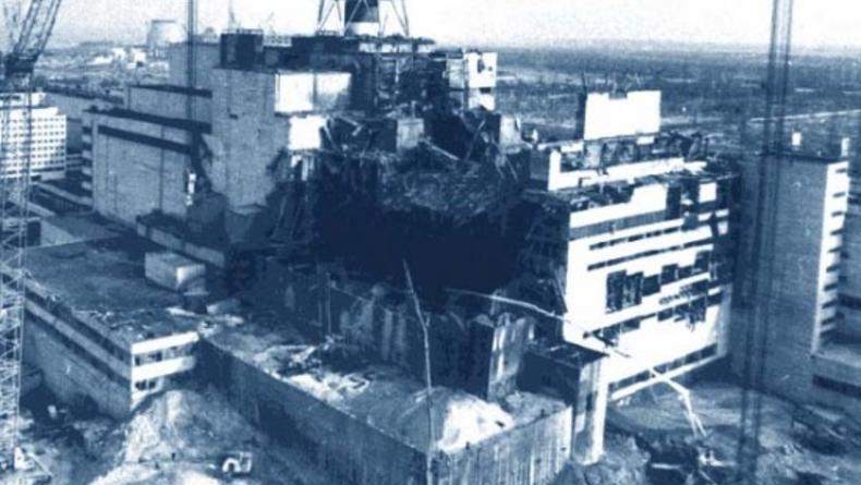 """Постоянная выставка в музее """"Чернобыль"""""""