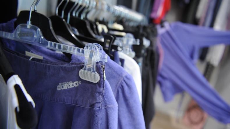 Распродажа танцевальной одежды Danza Dimenzione