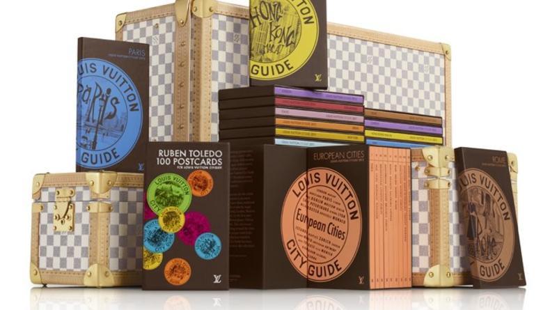 Louis Vuitton продолжает издавать путеводители