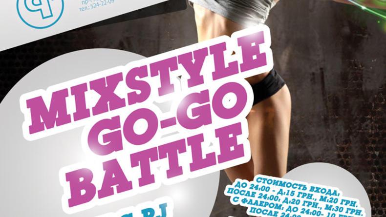 Mixstyle Go-Go Batlle
