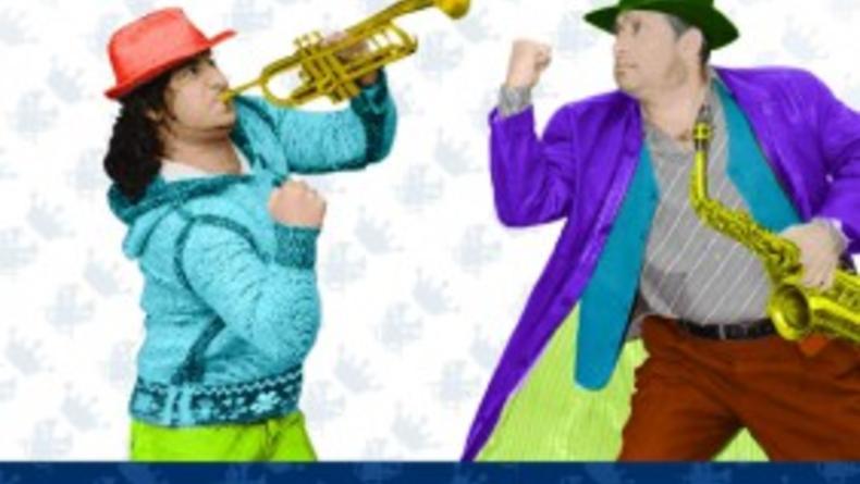 Balkan Brass Battle в клубе Crystal Hall