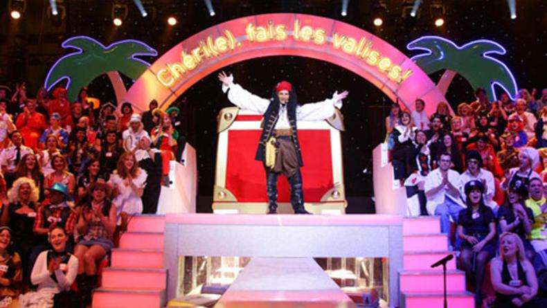 Новый канал задумал сделать игровое шоу как у французов