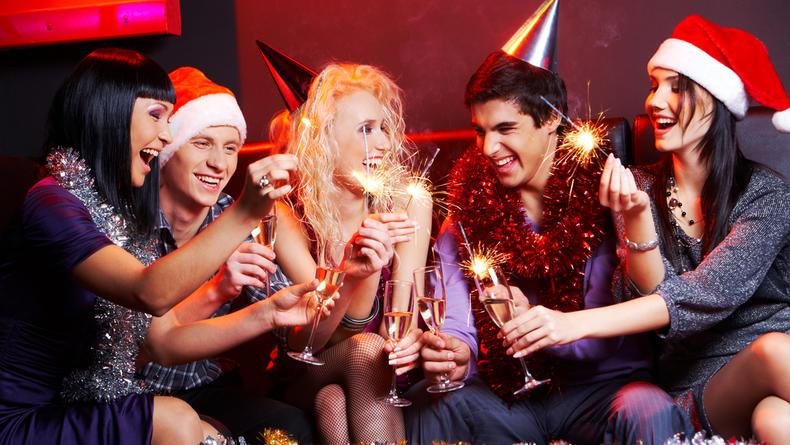 Десять новогодних сценариев в киевских клубах