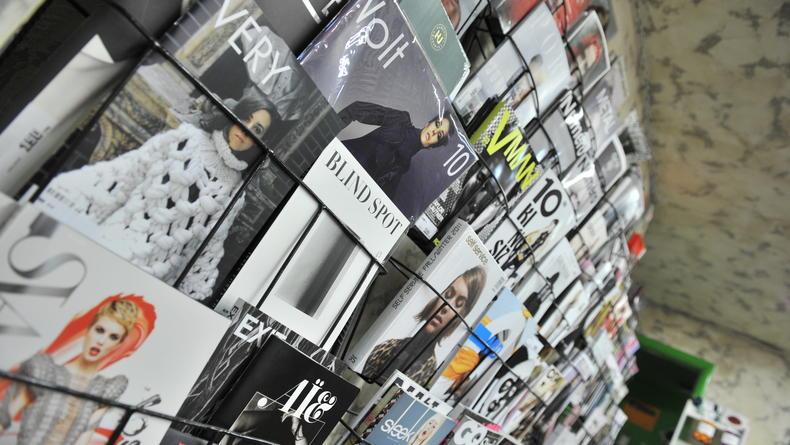 Убедительная распродажа отличных журналов в Пюре