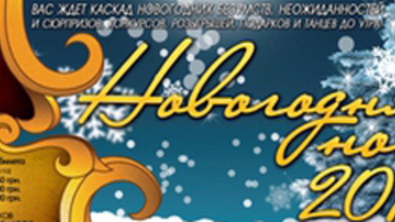Новогодняя ночь 2012