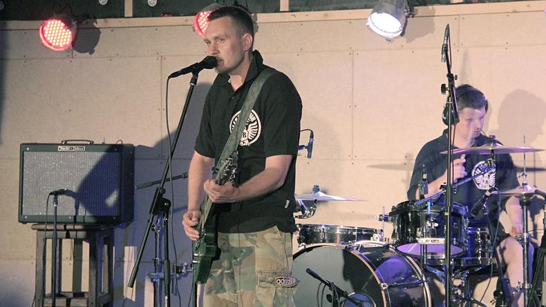 Группы Друге Сонце & Voronin Band