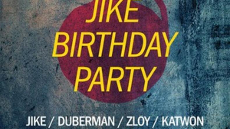 JIKE B-Day