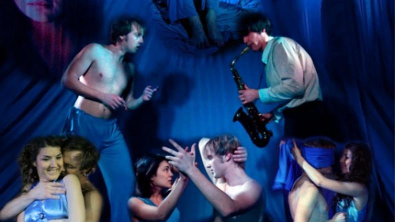 Fantasy из жизни саксофониста