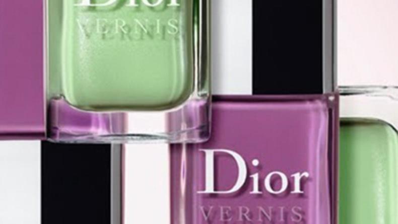 Dior выпустил лаки, которые пахнут розами