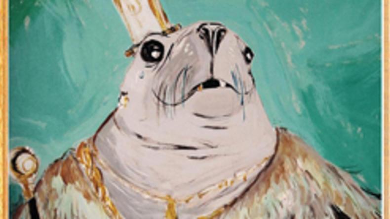 Слет моржей