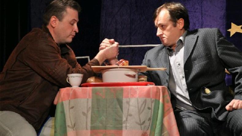 Кофе впопыхах или завтрак в наручниках