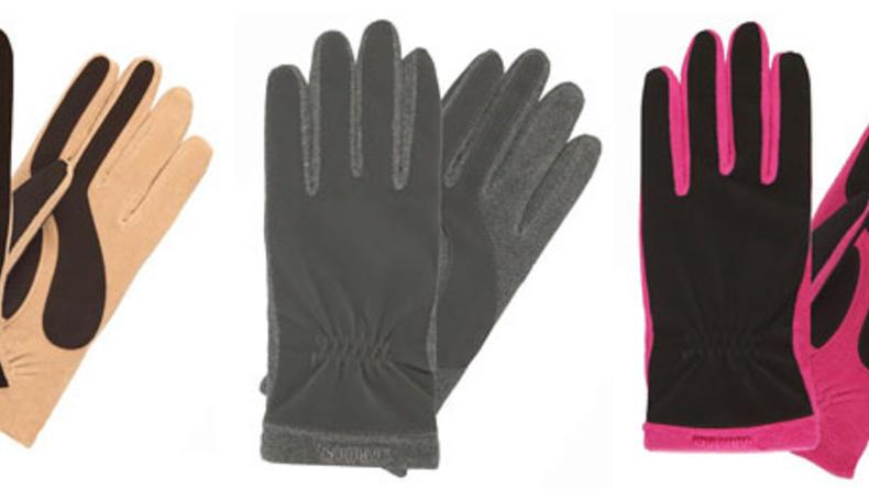 Зимние перчатки Isotoner, которые увлажняют кожу рук