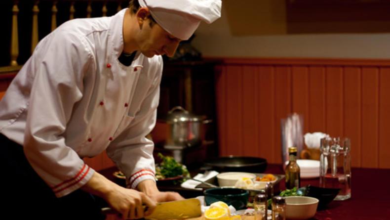 Кулинарный мастер-класс в Sam's Steak House