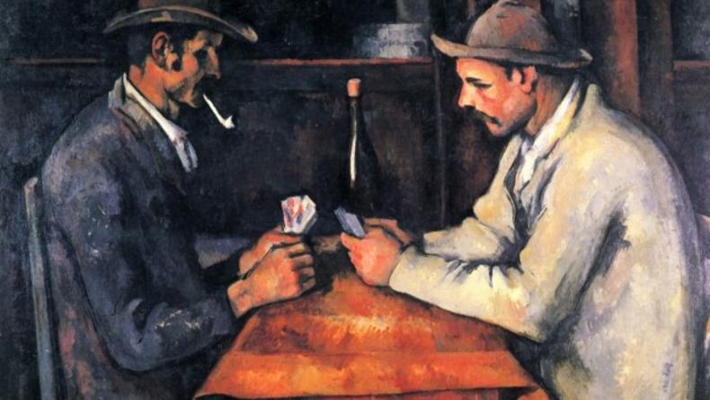 Картина Поля Сезанна стала самой дорогой в истории