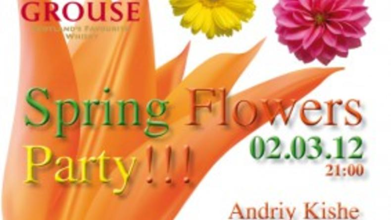 What's On Famous Spring Flowers Party