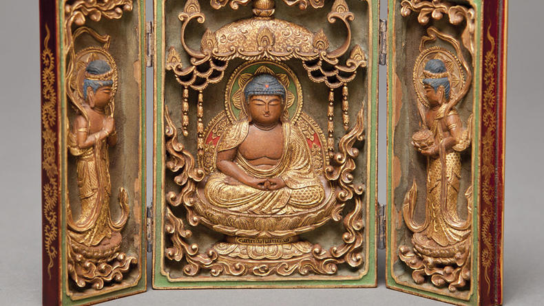 Пять мировых религий на одной выставке в США