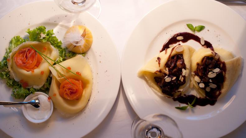 Baзaar Brasserie активно готовится к Масленице