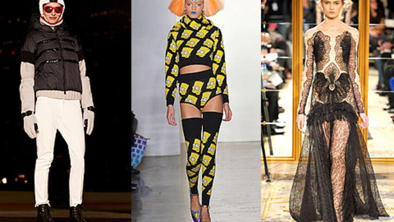 Самые впечатляющие показы Нью-Йоркской Недели Моды