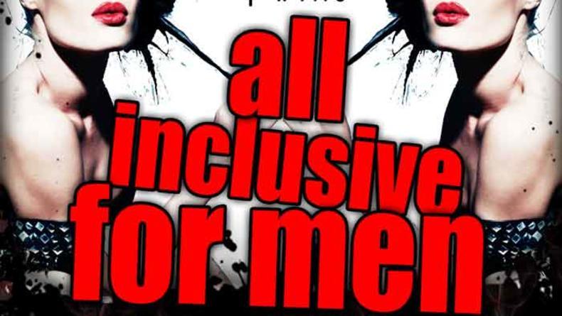 All inclusive for men