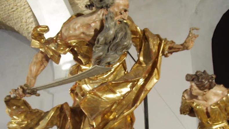 В Лувре покажут украинские скульптуры