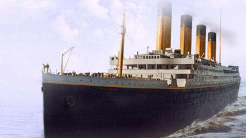 Два письма с Титаника уйдут с аукциона в США