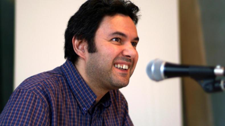 Саймон Шейх. Первая лекция ARSENALE 2012