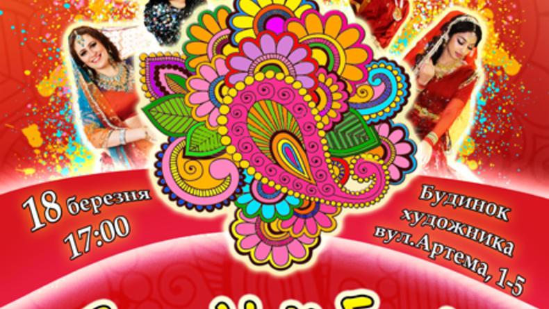 Bollywood rangholi fest – 2012