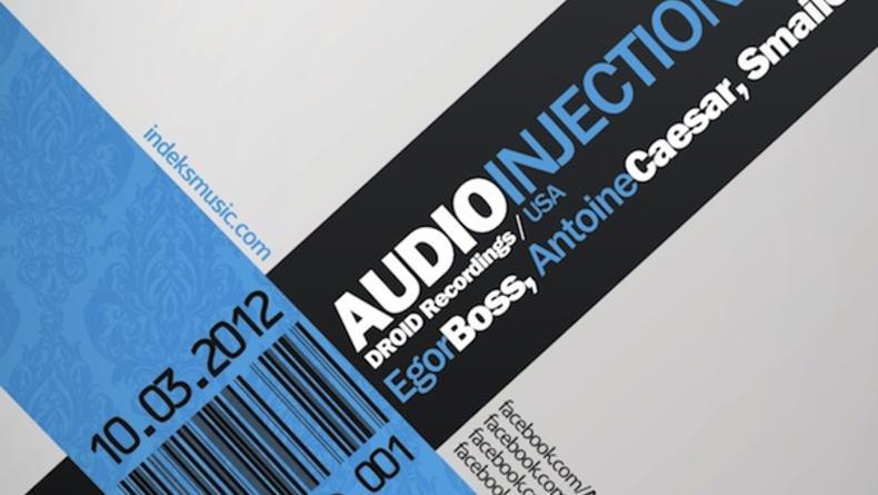 SE/ECTED при участии Audio Injection