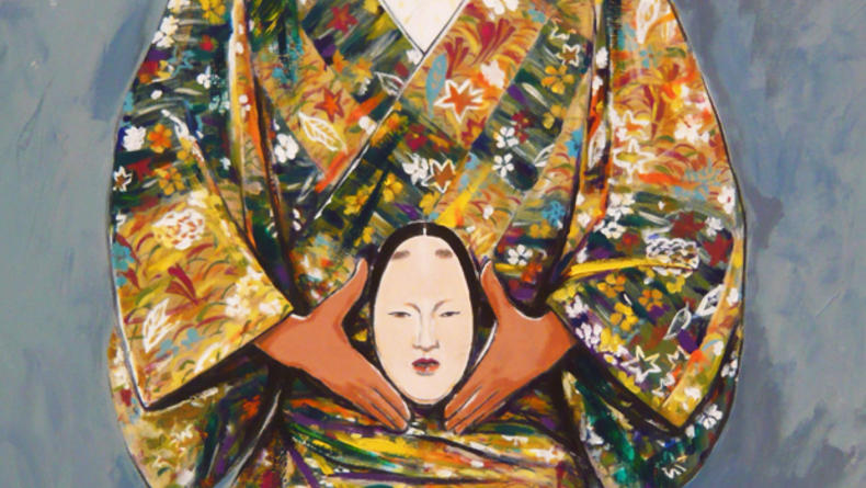 Основатель дома Kenzo привезет свои картины в Киев