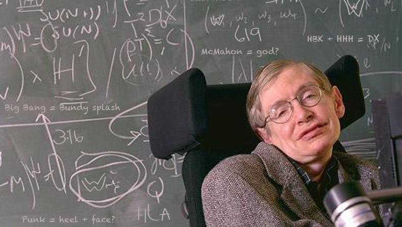 Стивен Хокинг снялся в Теории большого взрыва