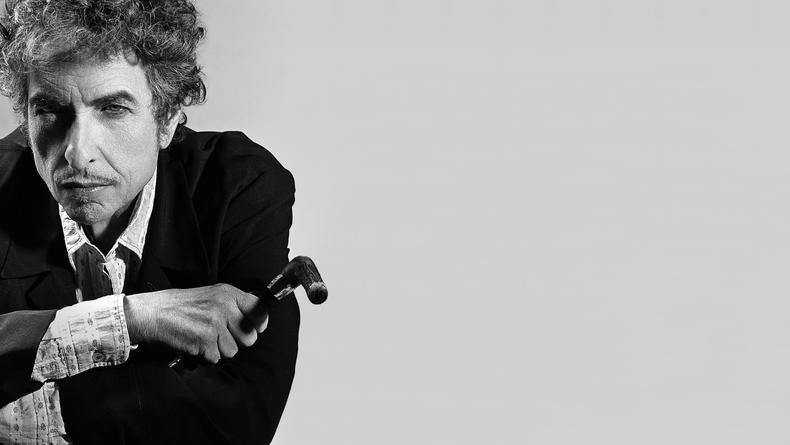 Боб Дилан трудится над 35-м студийным альбомом