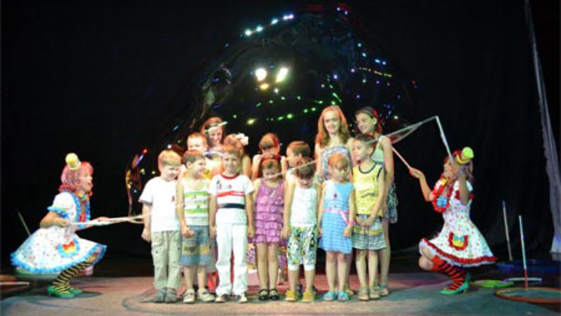 Супер шоу для детей на каникулах - Буль-Буль шоу