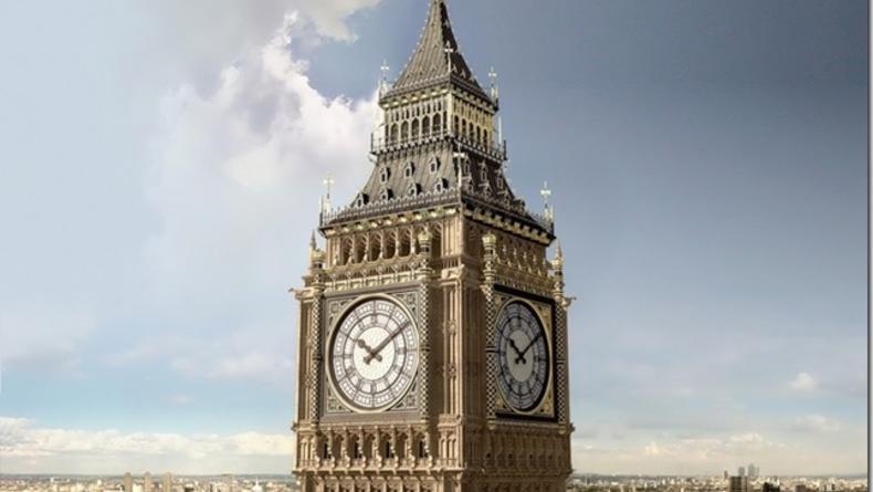 Посещение Биг Бена в Лондоне останется бесплатным