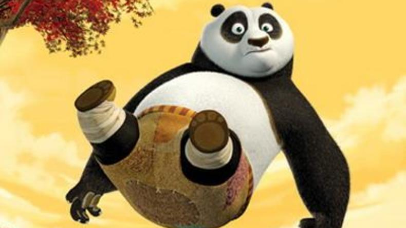 Панда Кунг-Фу сразится против злодея Мегамозга