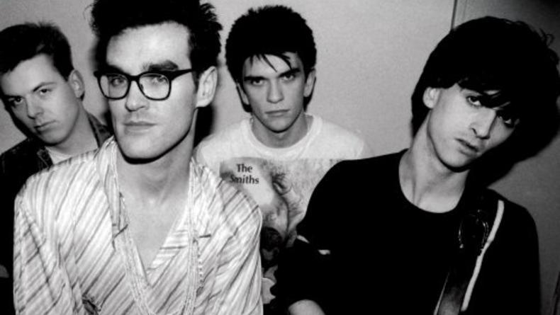 Альтернативщики The Smiths выставлены в Лондоне