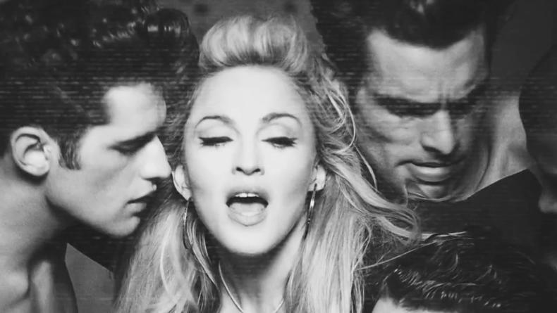 Kazaky снялись в новом видеоклипе Мадонны (ВИДЕО)