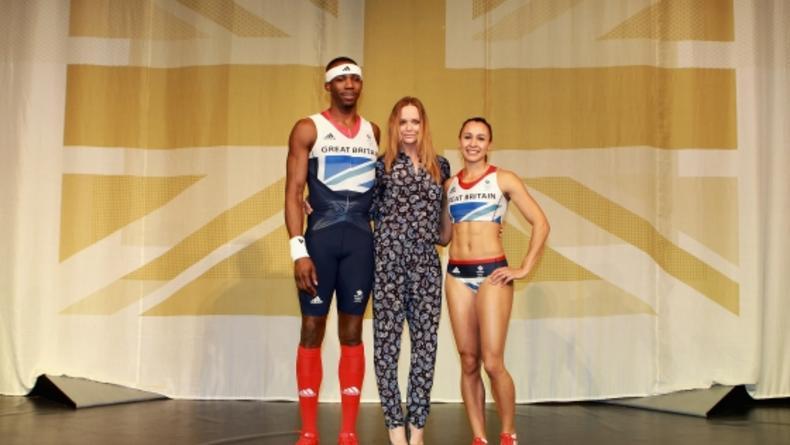 Stella McCartney и Adidas для Британской сборной
