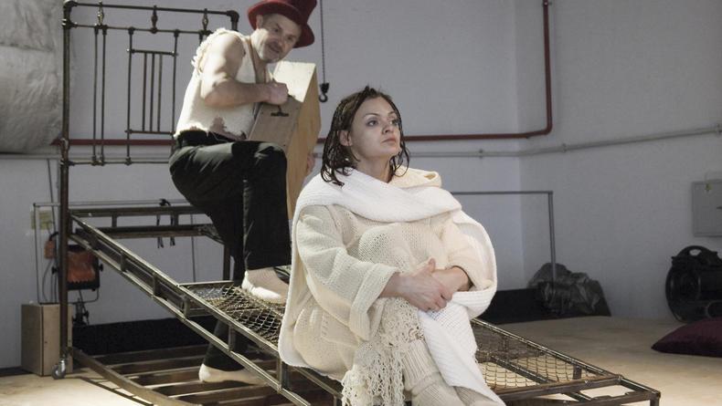 Сон смешного Достоевского в театре им. Франко