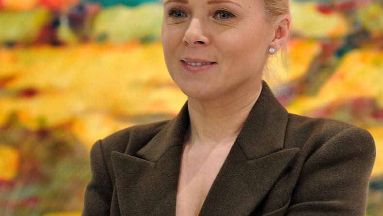 Татьяна Миронова - временный директор Национального музея