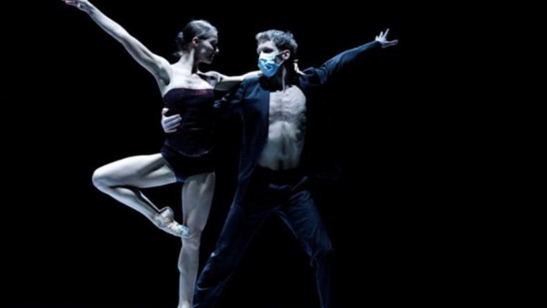 Премьера двух балетов Класс-концерт и Radio & Juliet