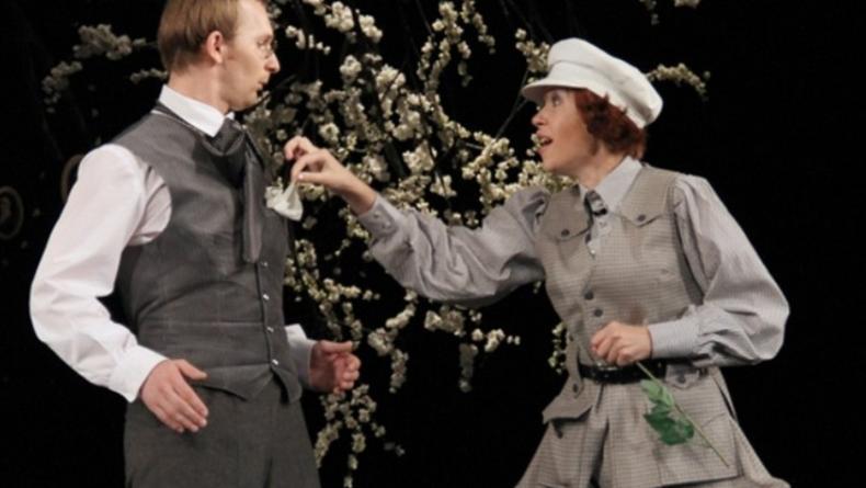Вишневый сад: классика в Театре русской драмы