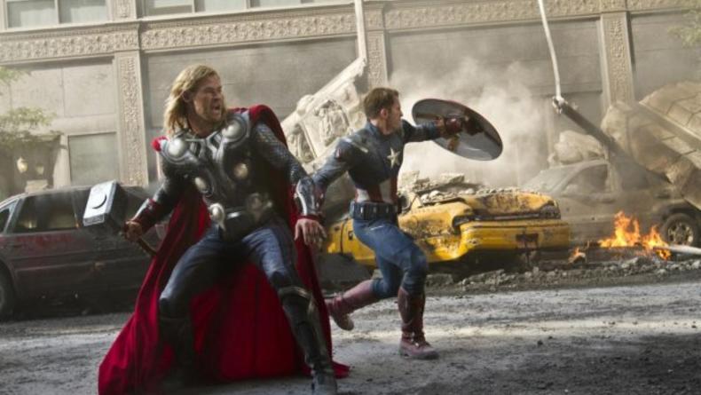 Кинопремьеры недели: Мстители, Защитник и Коппола