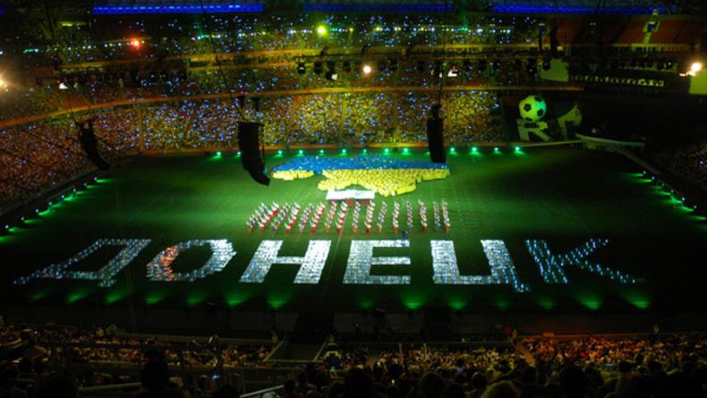 В Донецке во время Евро-2012 покажут балет о футболе