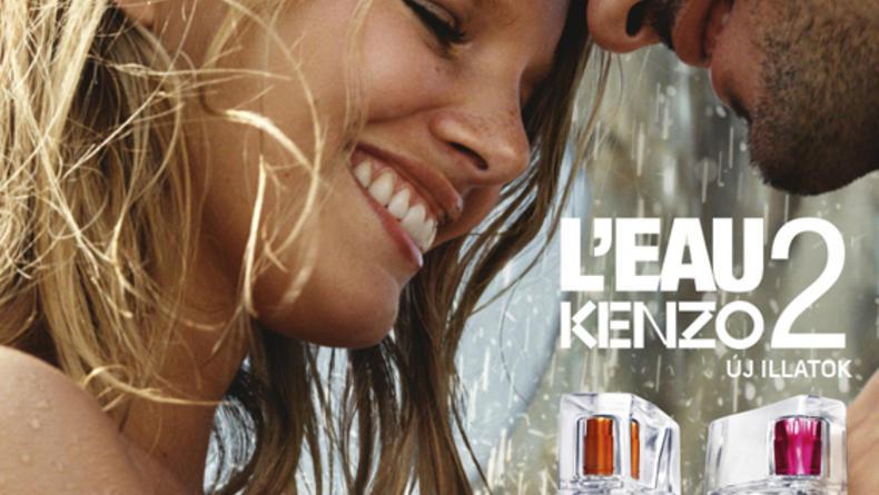 Kenzo запустил двойной аромат L'Eau 2 Kenzo. Видео