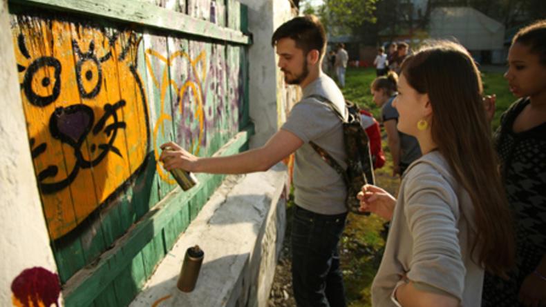 THIS WAY: стартует международный соцпроект для детей улицы