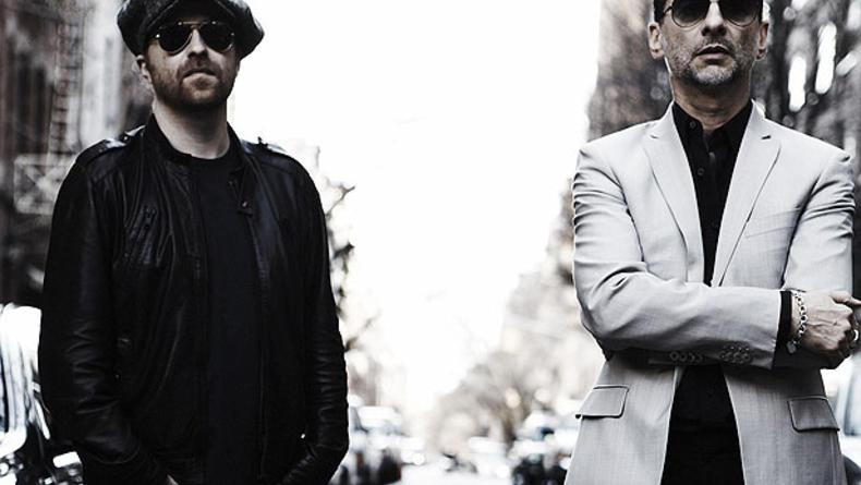 Новый альбом от Дэйва Гаана и группы Soulsavers