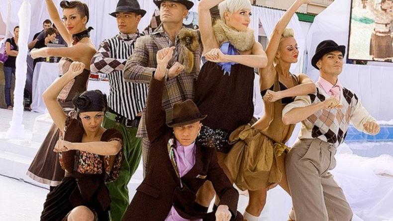 Шоу-балет Freedom