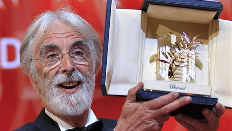 Михаэль Ханеке выиграл  Золотую пальмовую ветвь