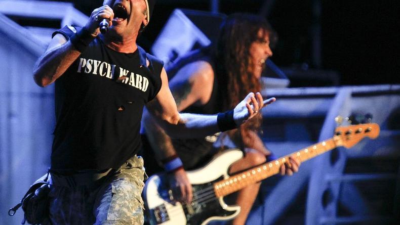Диск Iron Maiden назвали лучшим британским альбомом