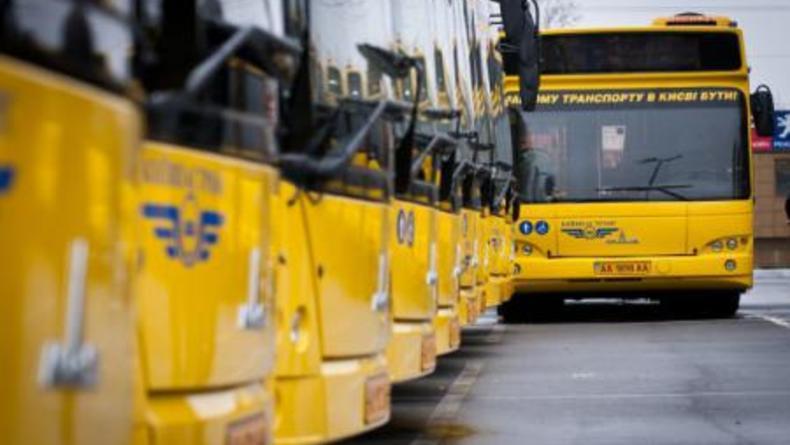 ЕВРО-2012: автобусы и троллейбусы меняют маршруты